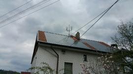 střecha Palkovice
